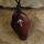 Amulett Anhänger Rune Tiwaz, Rosenholz