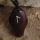 Amulett Anhänger Rune Laguz, Rosenholz