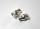 Bartperle und Lockenperle Trichter, Silber 925, 1 Stck.