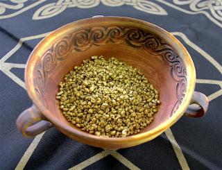Weihrauch golden, 50g