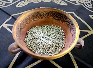 Weihrauch silbern, 50g