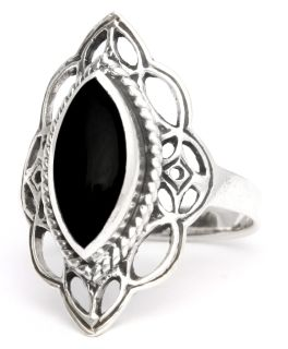 Ring Dark Witch, Silber 925 16 / 50