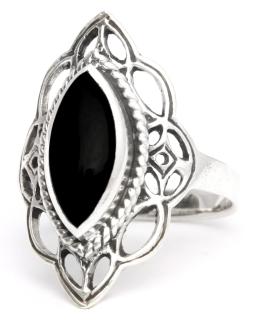 Ring Dark Witch, Silber 925 18 / 56