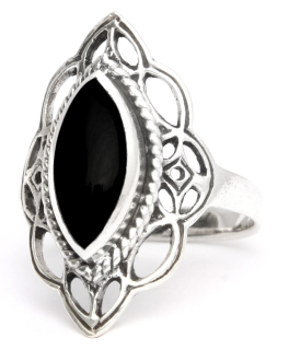 Ring Dark Witch, Silber 925 20 / 62