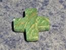 Anhänger Keltenkreuz Amazonit 2