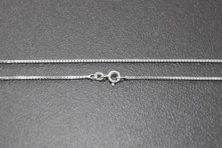 Venezianerkette 1,3mm, Silber 925, 50cm