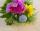 Runenamulett Schutz der Walküren, Messing versilbert