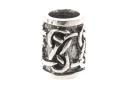 Bartperle und Lockenperle Keltische Knoten, Silber 925