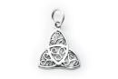 Amulett Anhänger, Harmony Triskel, Silber 925