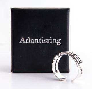 Atlantisring Ring der Schützer, Damen- oder Herren