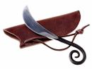 Druiden Messer. handgeschmiedet