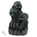 Brenner Skulls für Backflow Räucherkegel