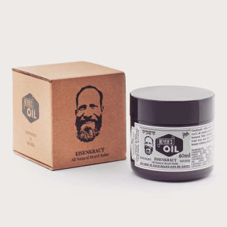Beyer´s Oil Eisenkraut Beard Balm, 60ml