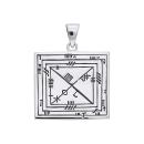 Amulett Anhänger Fionns Fenster, Silber 925, Peter...