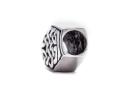 Bartperle und Haarperle Keltisches Geflecht, Silber 925