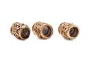 Bartperle und Haarperle Kastar, Bronze
