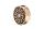 Bartperle Haarperle Anhänger Sonnenrad, Bronze