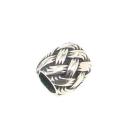 Bartperle Haarperle Snuru, Silber 925