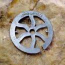 Nullpunkt Amulett Sonnenrad Sinus 6