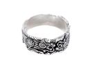 Ring Asatru Tenging, Silber 925