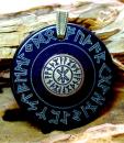 Amulett Odins Macht, Horn