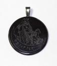 Amulett Freyja, Rinderhorn