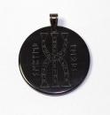 Amulett Thors Zepter, Rinderhorn