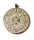 Runenamulett Glücksrune 2