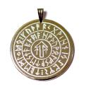 Runenamulett Siegrune 2