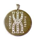 Amulett Thors Zepter