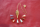 Füllpendel Pentagramm mit Chakrasteinen