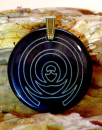Amulett Anhänger Mutter des Universums
