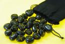 Runen, altes Futhark, Schwarzer Onyx