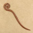 Zauberstab Haarnadel Spirale