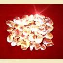 Ladesteine, Bergkristall Chips, 250g