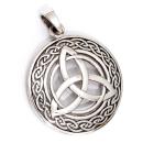 Anhänger Triquetta Charmed, Silber 925