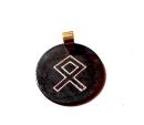 Rune Othala Bronze graviert