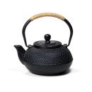 Teekanne japanisch mit Deckel und Teesieb