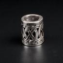 Bartperle Haarperle Manur, Silber 925