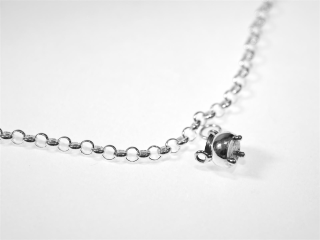 Charm Anhänger Hexenkessel / Cauldron, Silber 925