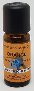 Ätherisches Öl ORANGE SÜSS BIO, 10 ml