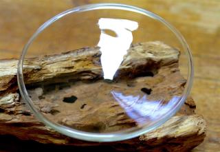 Ersatzglas Duftlampe 13cm
