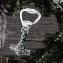 Flaschenöffner Thors Hammer Mjölnir